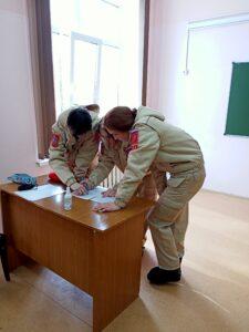 Военно-спортивная игра «Зарница Поволжья»